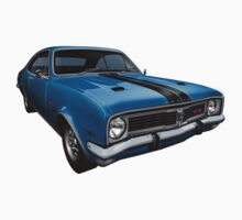 Australian Muscle Car - HT Monaro Kids Clothes