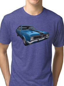 Australian Muscle Car - HT Monaro Tri-blend T-Shirt