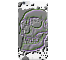 Skull case WEIRD 1 iPhone Case/Skin