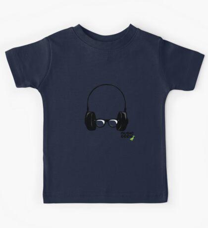 MUSIC GEEK Kids Tee