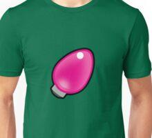 Christmas light - purple Unisex T-Shirt
