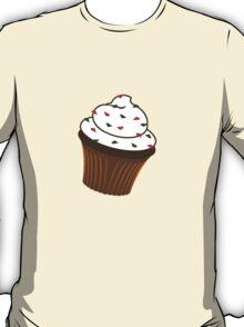 Christmas - cupcake T-Shirt
