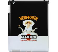 Martini Vermouth iPad Case/Skin