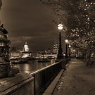 City Lights by AntonyB