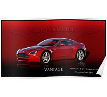 The Vantage Project Poster