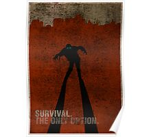 Zombie Survival. Poster