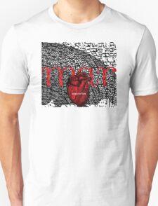 march = separation Unisex T-Shirt