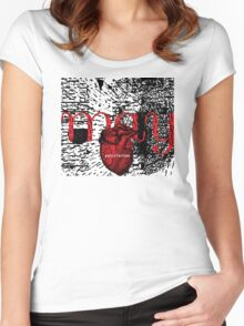 may = putrefaction Women's Fitted Scoop T-Shirt