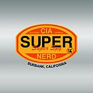 Chuck - Super Dry Spy by amanoxford