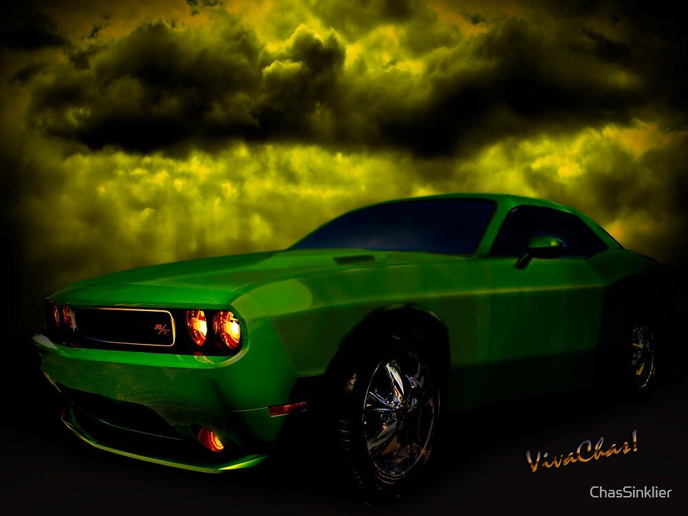 Dodge Challenger Sundowner by ChasSinklier