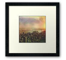 NYC 2 Framed Print