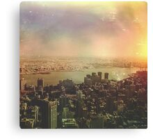 NYC 2 Canvas Print