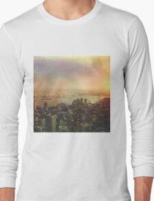 NYC 2 Long Sleeve T-Shirt