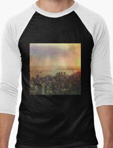 NYC 2 Men's Baseball ¾ T-Shirt