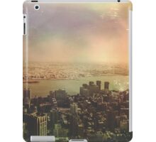 NYC 2 iPad Case/Skin