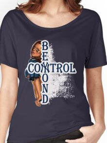 NY Beyond Control  Women's Relaxed Fit T-Shirt