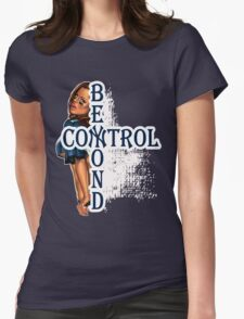 NY Beyond Control  Womens Fitted T-Shirt