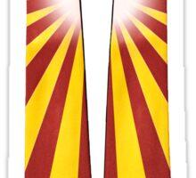 McFly Double Sunshine Tie Sticker