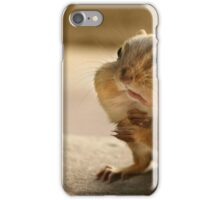 """Who me?  I didn't take the peanuts!"" iPhone Case/Skin"