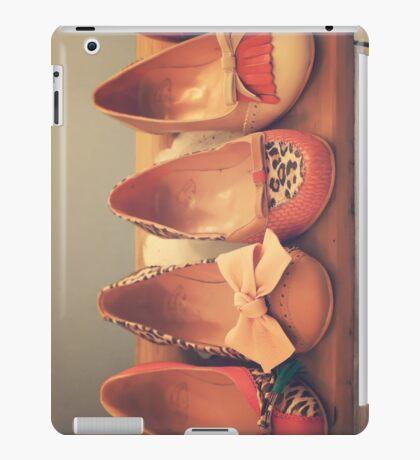 Vintage Shoes and Heels  iPad Case/Skin