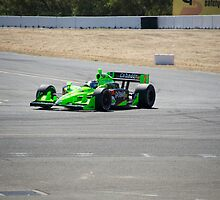 Indy - Danica Patrick #7 (Final Indy Race) by DaveKoontz