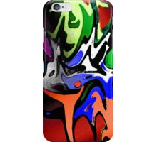 Faces iphone case iPhone Case/Skin