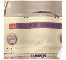 VW Bus Combi Volkswagen  Poster