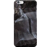 Designs Inspired By Nature: Black Raven iPhone Case/Skin