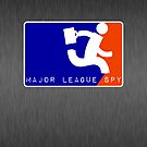 Major League Spy by amanoxford