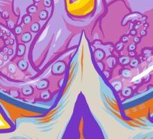 Skull Gumball Octopus Sticker