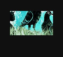 Cat Among the Pigeons Unisex T-Shirt