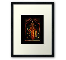 Mother Mary version 2  Framed Print