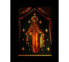 Mother Mary version 2  Photographic Print