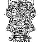 The Detail's In The Devil Skull by one-in-the-eye