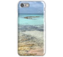 Yamacraw Beach in Nassau, The Bahamas | iPhone/iPod Case iPhone Case/Skin