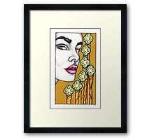 The 7 of Wands Framed Print