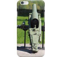 field cannon iPhone Case/Skin