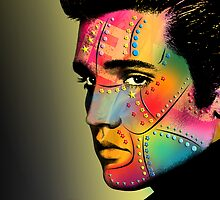 elvis presley by mark ashkenazi