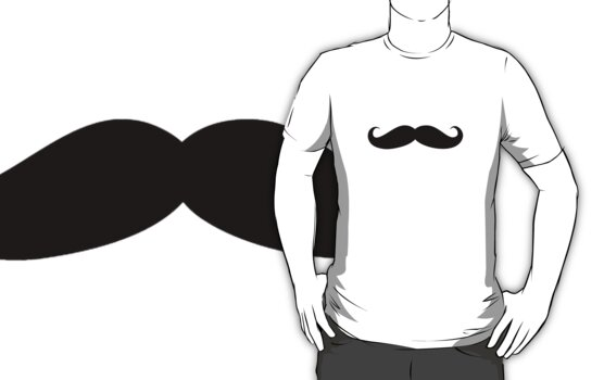 Moustache by EightByte