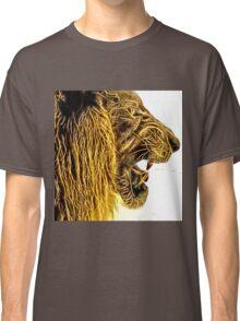 Wild nature - lion Classic T-Shirt