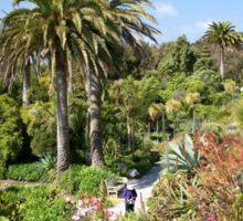 Tresco Gardens, Isles of Scilly Sticker