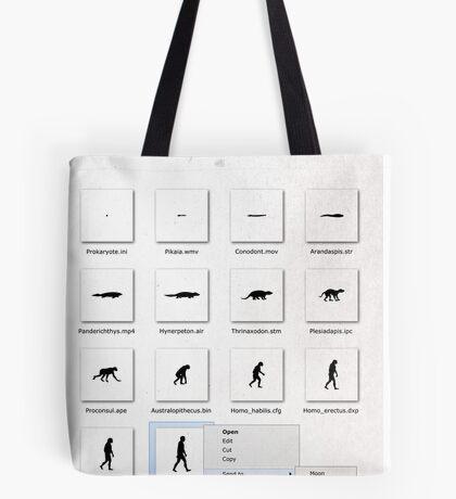 99 Steps of Progress - Technology Tote Bag