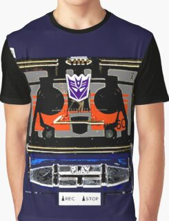 Vintage Soundwave Graphic T-Shirt