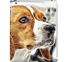 Wild nature - dog #4 iPad Case/Skin