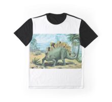 Stegosaurus Graphic T-Shirt