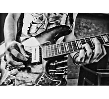 Guitar 1 Photographic Print