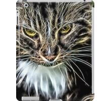 Wild nature - cat #6 iPad Case/Skin