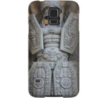 warrior antique military armor Samsung Galaxy Case/Skin
