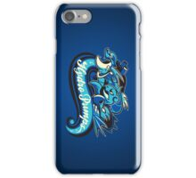 Water Types - Hydro Pumps iPhone Case/Skin