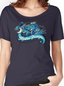 Water Types - Hydro Pumps Women's Relaxed Fit T-Shirt